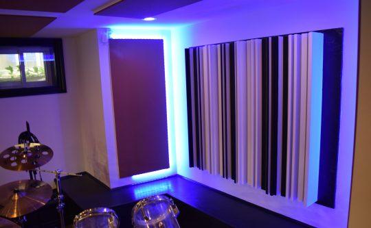Studio Audio Control